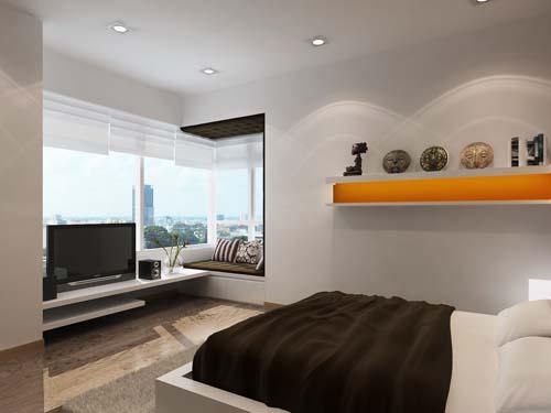Đồ gỗ hóc môn phòng ngủ 030