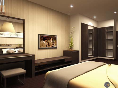 Đồ gỗ hóc môn phòng ngủ 031