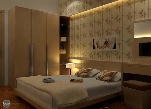 Đồ gỗ hóc môn phòng ngủ 039