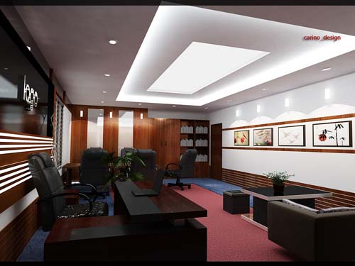Đồ gỗ hóc môn văn phòng 007