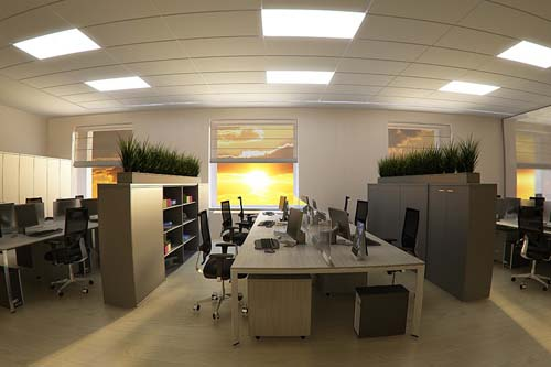 Đồ gỗ hóc môn văn phòng 015