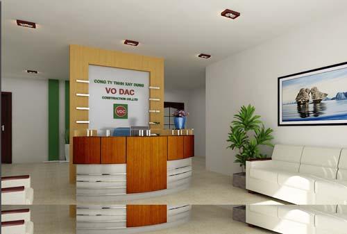 Đồ gỗ hóc môn văn phòng 024