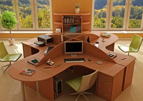 Đồ gỗ hóc môn văn phòng 036