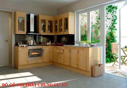 Đồ gỗ nội thất chung cư 027
