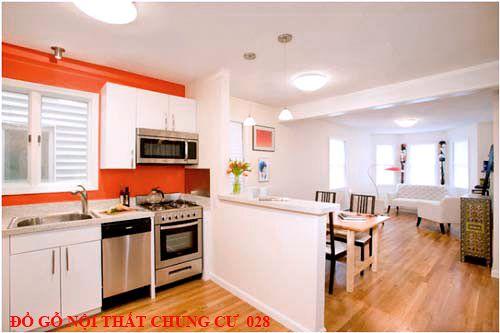 Đồ gỗ nội thất chung cư 028