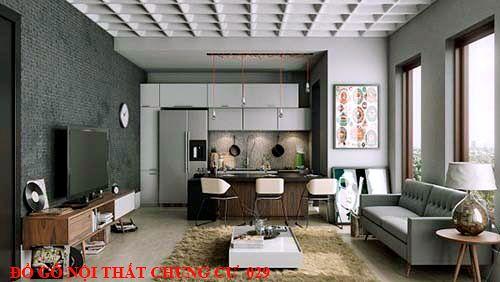 Đồ gỗ nội thất chung cư 029