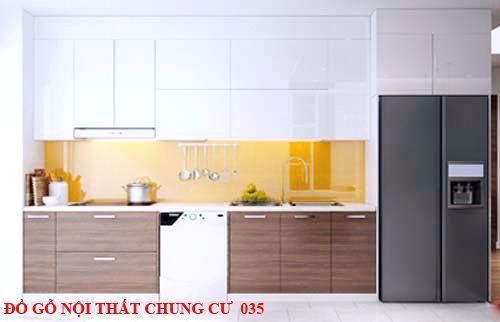 Đồ gỗ nội thất chung cư 035