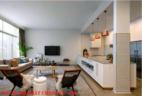 Đồ gỗ nội thất chung cư 048