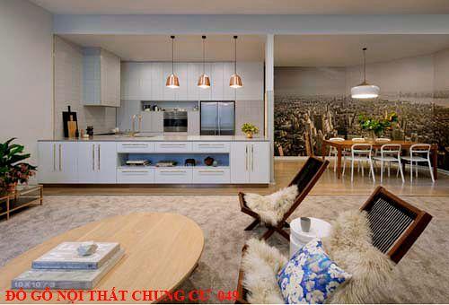 Đồ gỗ nội thất chung cư 049