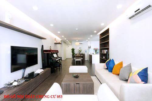 Đồ gỗ nội thất chung cư 053