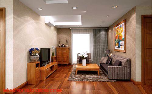 Đồ gỗ nội thất chung cư 060