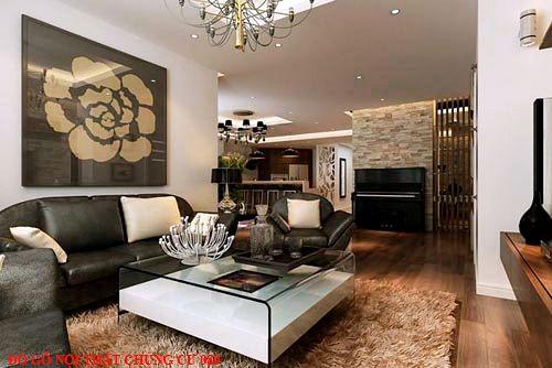 Đồ gỗ nội thất chung cư 080