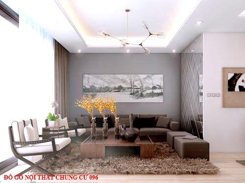 Đồ gỗ nội thất chung cư 096