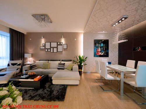 Đồ gỗ nội thất chung cư 098