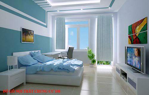 Đồ gỗ nội thất chung cư 108
