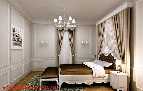Đồ gỗ nội thất chung cư 111