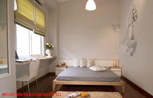 Đồ gỗ nội thất chung cư 112