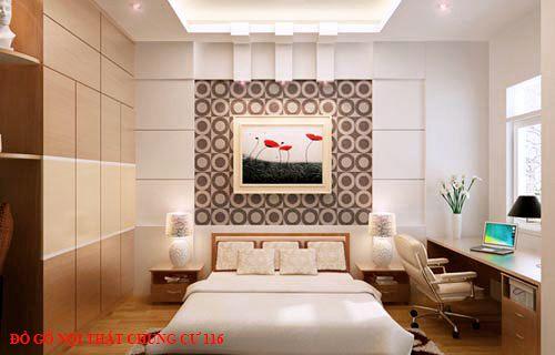 Đồ gỗ nội thất chung cư 116
