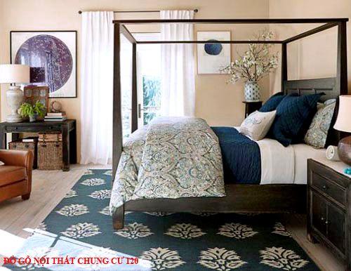 Đồ gỗ nội thất chung cư 120