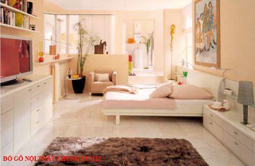 Đồ gỗ nội thất chung cư 122