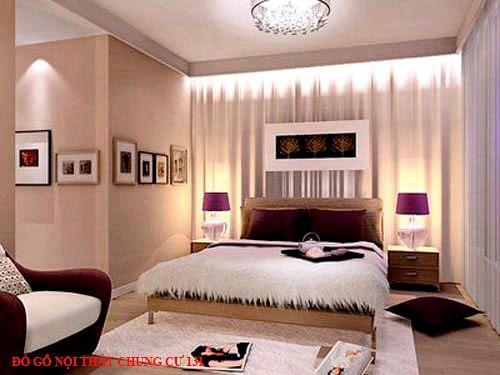 Đồ gỗ nội thất chung cư 131