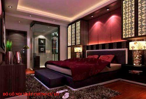 Đồ gỗ nội thất chung cư 133