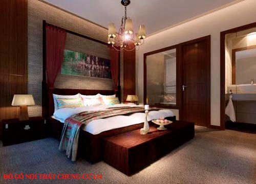 Đồ gỗ nội thất chung cư 134