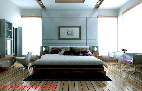 Đồ gỗ nội thất chung cư 135