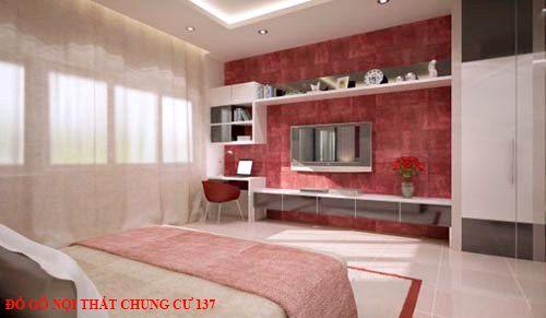 Đồ gỗ nội thất chung cư 137