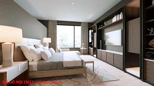 Đồ gỗ nội thất chung cư 144