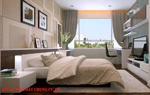 Đồ gỗ nội thất chung cư 150