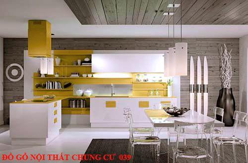 Đồ gỗ nội thất chung cư 39