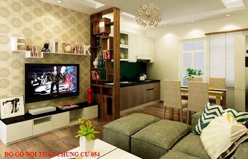 Đồ gỗ nội thất chung cư 54