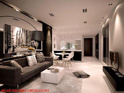 Đồ gỗ nội thất chung cư 72