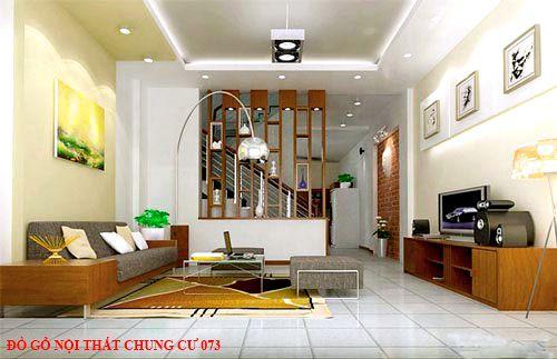 Đồ gỗ nội thất chung cư 73