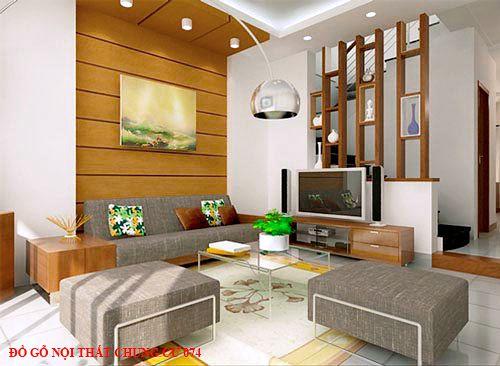 Đồ gỗ nội thất chung cư 74