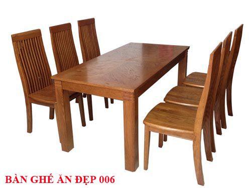 Bàn ghế ăn đẹp 006