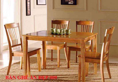 Bàn ghế ăn đẹp 009