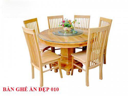 Bàn ghế ăn đẹp 010