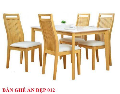 Bàn ghế ăn đẹp 012