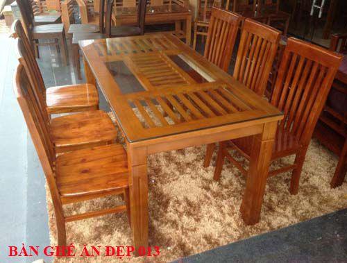 Bàn ghế ăn đẹp 013