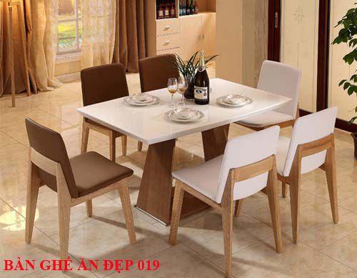 Bàn ghế ăn đẹp 019
