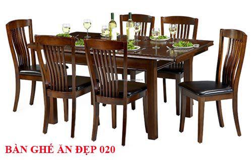 Bàn ghế ăn đẹp 020