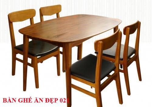 Bàn ghế ăn đẹp 021