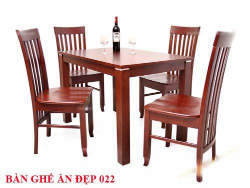 Bàn ghế ăn đẹp 022