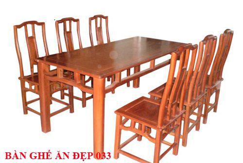 Bàn ghế ăn đẹp 033