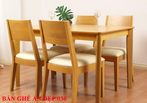 Bàn ghế ăn đẹp 036