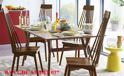 Bàn ghế ăn đẹp 037