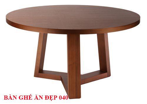 Bàn ghế ăn đẹp 040