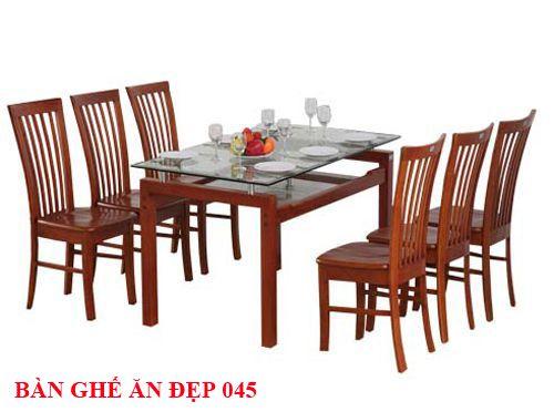 Bàn ghế ăn đẹp 045